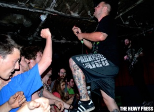 MISERY SIGNALS @ THE ANNEX WRECKROOM