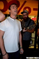 THE COLOR MORALE AFTER SHOW ACOUSTIC SET @ THE ANNEX WRECKROOM