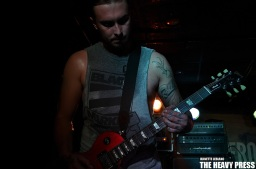 Photo by: Jeanette LeBlanc | Hard Luck Bar | September 24th, 2013 | Give The Goddamn Photo Credits!