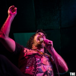 Photography by: Stephanie Tran | The Heavy Press | Lee's Palace | October 18th, 2013 | Do not crop or modify this image