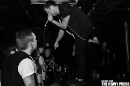Photo by: Claudia Kielb | The Heavy Press | Hard Luck Bar, Toronto | October 9th, 2013 | Do not crop or modify this image