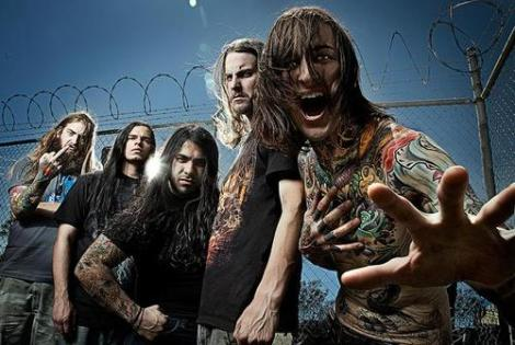 Suicide Silence | Photo: Brian Leak