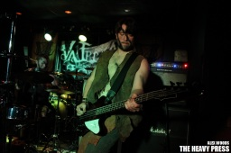 Photo By: Alex Woods | The Heavy Press | October 31st, 2013 | The Hard Luck Bar | Do not crop or modify this image