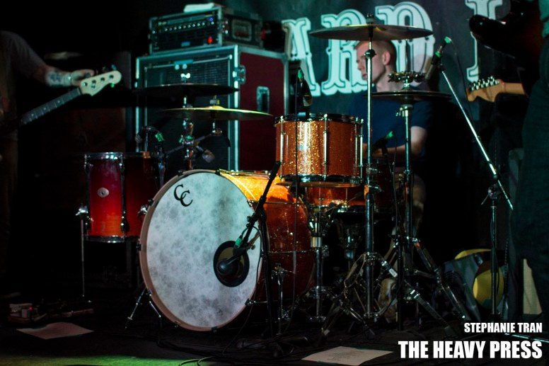 Photography by: Stephanie Tran | The Heavy Press | Thursday January 16th, 2014 | Hard Luck Bar, Toronto | Do not crop or modify these images