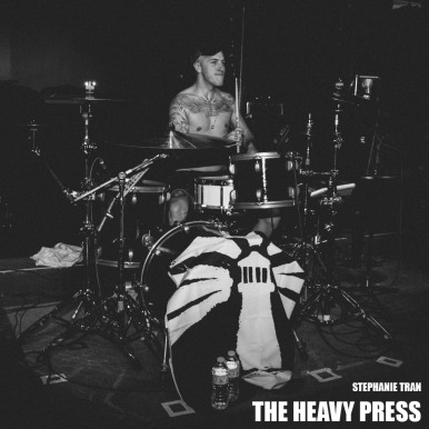 Photography by: Stephanie Tran   The Heavy Press   February 11th, 2014   794 Bathurst, Toronto   Do not crop or modify these images