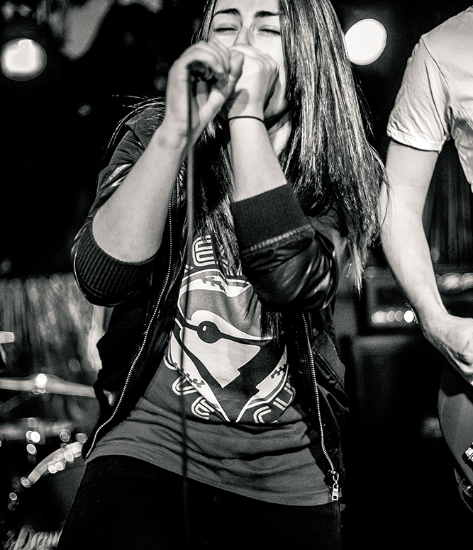 Photography by: Anna Sklavos | The Heavy Press | Bovine Sex Club, Toronto | Do not crop or modify these images