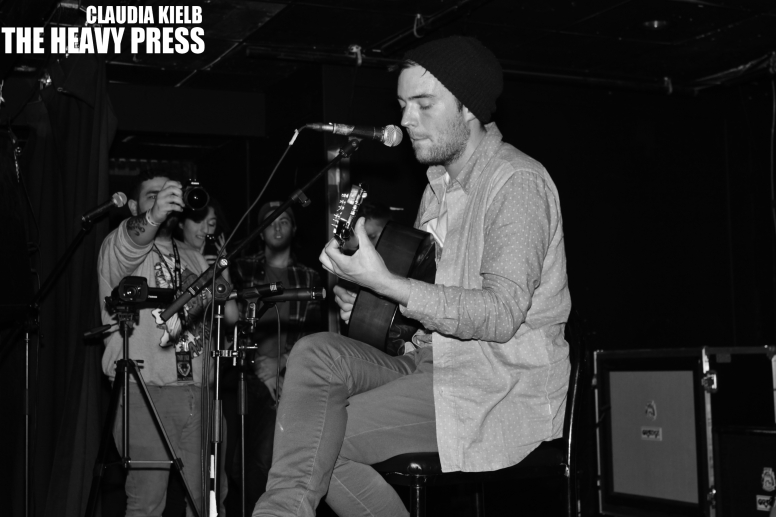 Photography by: Claudia Kielb   The Heavy Press  Hard Luck Bar, Toronto   March 3rd, 2014   Do not crop or modify these images