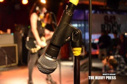 Photography by: Jeanette LeBlanc | The Heavy Press | April 4th, 2014 | Hard Rock Cafe, Toronto | Do not crop or modify these images