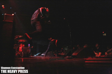 Photography by: Shannon Constantine | The Heavy Press | May 25th, 2014 | London Music Hall | Do not crop or modify these images