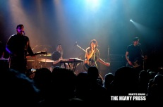 Photography by: Jeanette LeBlanc   The Heavy Press   The Opera House, Toronto   May 8th, 2014   Do not crop or modify these images