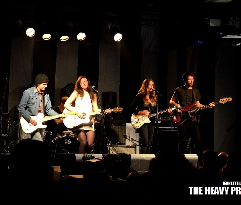Photography by: Jeanette LeBlanc | The Heavy Press | Lee's Palace, Toronto | May 3rd, 2014 | Do not crop or modify these images