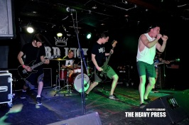Photography by: Jeanette LeBlanc | The Heavy Press | May 22, 2014 | Hard Luck Bar, Toronto | Do not crop or modify these images