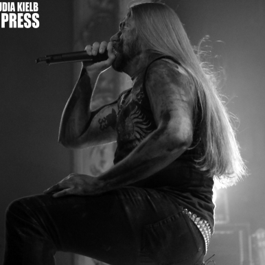 Photography by: Claudia Kielb | The Heavy Press | The Opera House, Toronto | May 1st, 2014 | Do not crop or modify these images