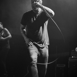 Photography by: Christina Marchioni | The Heavy Press | London Music Hall | May 10th, 2014 | Do not crop or modify these images