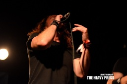 Photography by: Jeanette LeBlanc | The Heavy Press | Lee's Palace, Toronto | May 9th, 2014 | Do not crop or modify these images