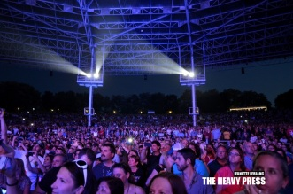 Photography by: Jeanette LeBlanc | The Heavy Press | Molson Canadian Amphitheater, Toronto | June 19th, 2014 | Do not crop or modify these images