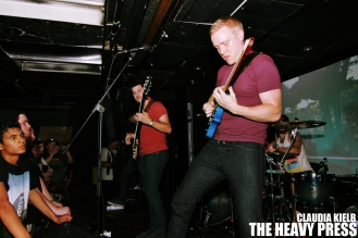 Photography by: Claudia Kielb   The Heavy Press   Hard Luck Bar, Toronto   July 23rd, 2014   Do not crop or modify these images