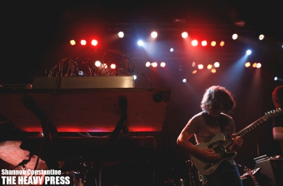 Photography by: Shannon Constantine   The Heavy Press   London Music Hall   July 31st, 2014   Do not crop or modify these images
