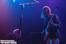 Photography by: Shannon Constantine | The Heavy Press | London Music Hall | July 31st, 2014 | Do not crop or modify these images