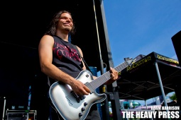 Photography by: Adam Harrison | The Heavy Press | Mayhem Festival, Toronto | July 25th, 2014 | Do not crop or modify these images