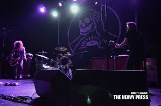 Photography by: Jeanette LeBlanc |The Heavy Press | Sound Academy, Toronto | September 20th, 2014 | Do not crop or modify these images