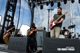 Photography by: Jeanette LeBlanc | The Heavy Press | Riot Fest 2014 | Downsview Park, Toronto | Do not crop or modify these images