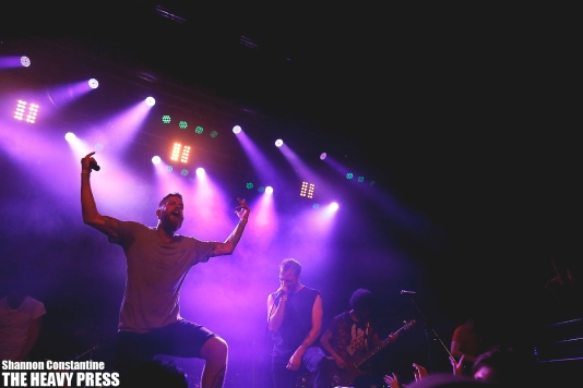 Photography by: Shannon Constantine | The Heavy Press | September 5th, 2014 | London Music Hall | Do not crop or modify these images