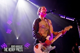 Photography by: Adam Harrison | The Heavy Press | Sound Academy, Toronto | February 18th, 2015 | Do not crop or modify these images | Do not use without permission