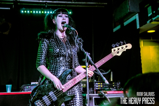Photography by: Anna Sklavos   The Heavy Press   January 30th, 2015   Rockpile West, Toronto   Do not crop or modify these images   Do not use without permission