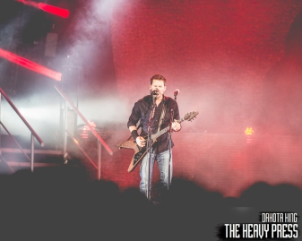 Photography by: Dakota King   The Heavy Press   February 22nd, 2015   Air Canada Centre, Toronto   Do not crop or modify these images   Do not use without permission