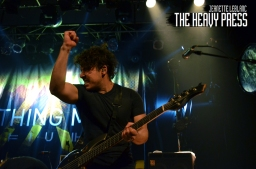 Photography by: Jeanette LeBlanc   The Heavy Press   February 6th, 2015   The Opera House, Toronto   Do not crop or modify these images   Do not use without permission