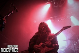 Photography by: Raven Benwait / The Heavy Press / February 24th, 2015 / Phoenix Concert Theatre, Toronto / Do not crop or modify these images / Do not use without permission