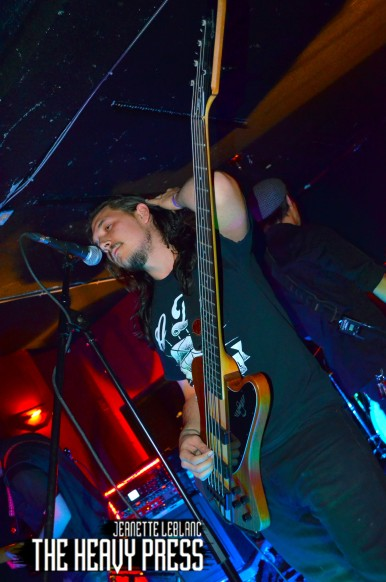 Photography by: Jeanette LeBlanc / The Heavy Press / Smiling Buddha, Toronto / February 27th, 2015 / Do not crop or modify these images / Do not use without permission