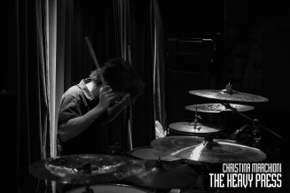 Photography by: Christina Marchioni | The Heavy Press | April 11th, 2015 | Rum Runners, London | Do not crop or modify these images | Do not use without permission