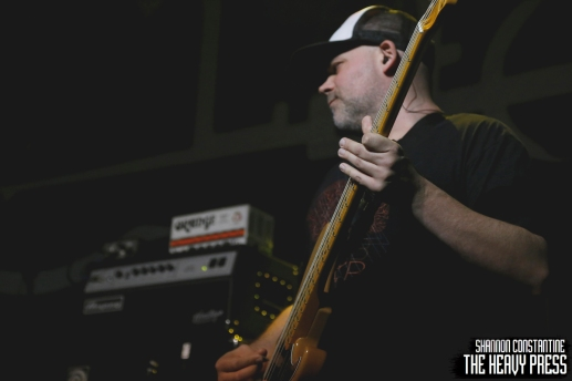 Photography by: Shannon Constantine   The Heavy Press   May 21st, 2015   London Music Hall   Do not crop or modify these images   Do not use without permission