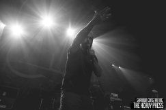 Photography by: Shannon Constantine | The Heavy Press | May 21st, 2015 | London Music Hall | Do not crop or modify these images | Do not use without permission