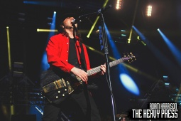 Adam Harrison   The Heavy Press   June 19, 2015   Molson Canadian Amphitheatre, Toronto   Do not crop or modify these images   Do not use without permission
