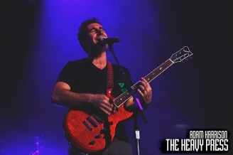 Adam Harrison | The Heavy Press | June 19, 2015 | Molson Canadian Amphitheatre, Toronto | Do not crop or modify these images | Do not use without permission
