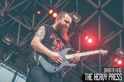 Dakota King   The Heavy Press   July 19, 2015   TD Echo Beach, Toronto   Do not crop or modify these images   Do not use without permission