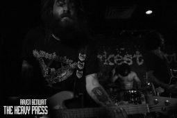 Raven Benwait | The Heavy Press | June 27, 2015 | Hard Luck Bar, Toronto | Do not crop or modify these images | Do not use without permission