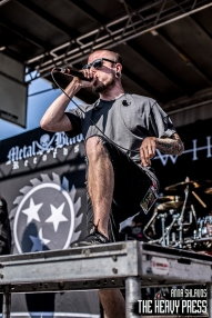 Whitechapel - Mayhem Fest - Toronto, 2015 - TD Echo Beach