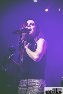 Hayley Hasessian | The Heavy Press | September 13, 2015| Sound Academy, Toronto | Do not crop or modify these images | Do not use without permission