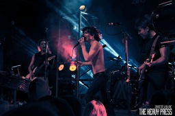 Photography by: Jeanette LeBlanc | The Heavy Press | September 26th, 2015 | Virgin Mobile MOD Club, Toronto | Do not crop or modify these images | Do not use without permission
