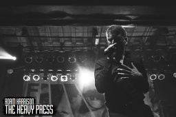 Adam Harrison | The Heavy Press | September 30, 2015 | Phoenix Concert Theatre, Toronto | Do not crop or modify these images | Do not use without permission