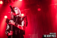Photography By: Anna Sklavos | The Heavy Press | October 26th, 2015 | Phoenix Concert Theatre, Toronto | Do not crop or modify these images | Do not use without permission