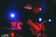 Raven Benwait | The Heavy Press | September 27, 2015 | Hard Luck Bar, Toronto | Do not crop or modify these images | Do not use without permission