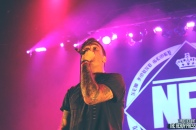 Raven Benwait | The Heavy Press | October 25, 2015 | Danforth Music Hall, Toronto | Do not crop or modify these images | Do not use without permission