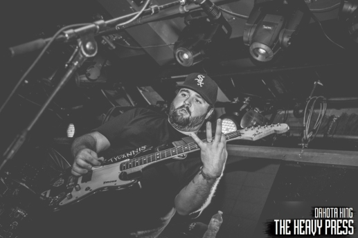 Dakota King   The Heavy Press   October 21, 2015   Tattoo Queen West, Toronto   Do not crop or modify these images   Do not use without permission