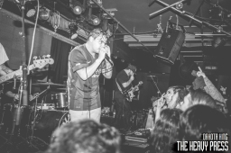 Dakota King | The Heavy Press | October 21, 2015 | Tattoo Queen West, Toronto | Do not crop or modify these images | Do not use without permission