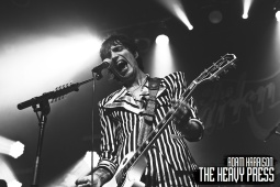 Adam R. Harrison | The Heavy Press | October 23, 2015 | The Phoenix Concert Theatre, Toronto | Do not crop or modify these images | Do not use without permission